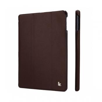 """Чехол Jisoncase Smart Leather Case  для iPad 9.7"""" 2018 года (6-е поколение) коричневый"""