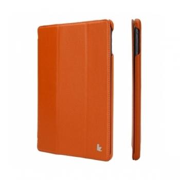 """Чехол Jisoncase Smart Leather Case  для iPad 9.7"""" 2018 года (6-е поколение) оранжевый"""