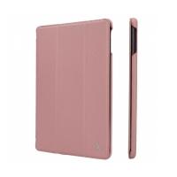 """Чехол Jisoncase Smart Leather Case  для iPad 9.7"""" 2018 года (6-е поколение) розовый"""