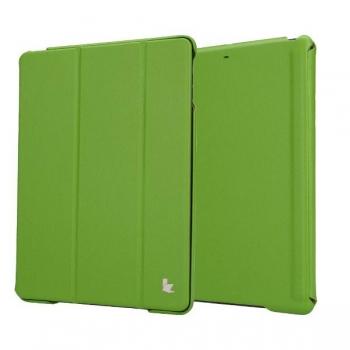 Чехол Jisoncase Premium Smart Cover для iPad Air (зеленый)