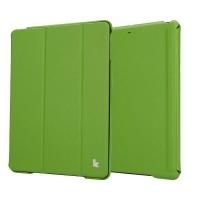 """Jisoncase Premium Smart Cover для iPad 9.7"""" 2018 года (6-е поколение) зелёный"""