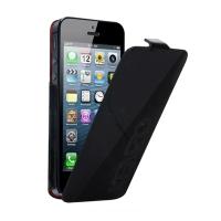 KENZO Glossy Logo Case для iPhone 5/5S (черный)