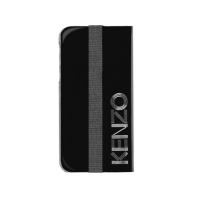 KENZO Moleskine Logo Case для iPhone 5/5S (черный)