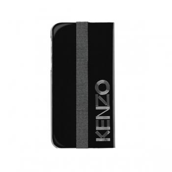 Чехол KENZO Moleskine Logo Case для iPhone 5/5S (черный)