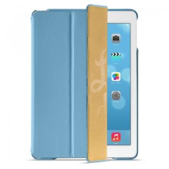 Чехол Mobler Classic для iPad Air (синий) + пленка