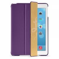 """Чехол MOBLER Premium для iPad 9.7""""  2017 года  фиолетовый"""