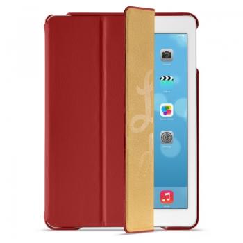 Чехол MOBLER Premium для iPad Air  красный