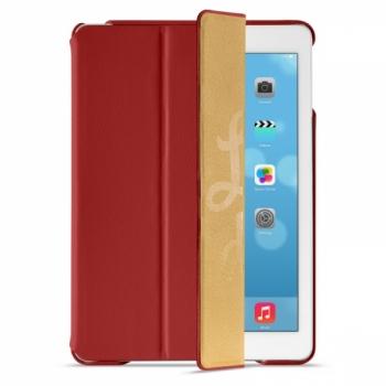 """Чехол MOBLER PREMIUM для iPad 9.7""""  2017 года  красный"""