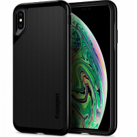 Чехол SPIGEN для iPhone XS Max Neo Hybrid (SGP-065CS24839) черный оникс