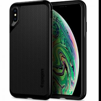 Чехол SPIGEN для iPhone XS Max Neo Hybrid (SGP-065CS24839) черный оникс