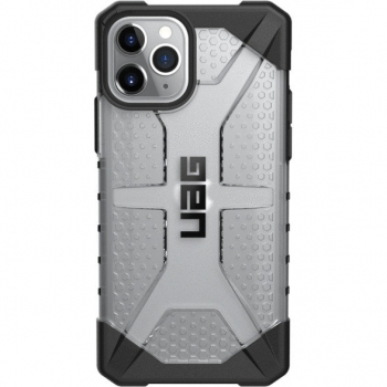 Чехол UAG Plasma Series Case для iPhone 11 Pro Max, прозрачный (Ice)