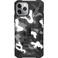 Чехол UAG Pathfinder для iPhone 11 Pro Max, белый (Arctic Camo)
