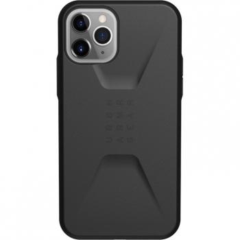 Чехол UAG Civilian Series для iPhone 11 Pro, чёрный