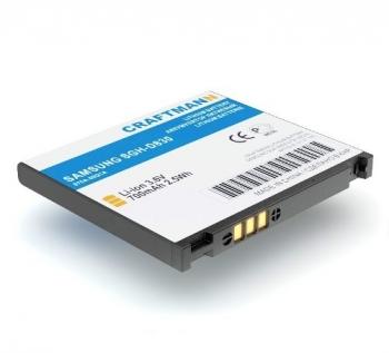 Аккумулятор Craftmann для Samsung D830  (AB394235CE)