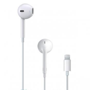 Гарнитура Apple EarPods Lightning MMTN2ZM/A