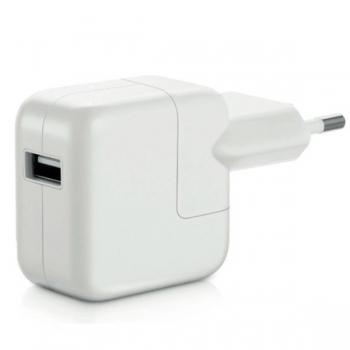 Сетевое зарядное устройство Apple USB Power Adapter 12W (MD836ZM/A), белый