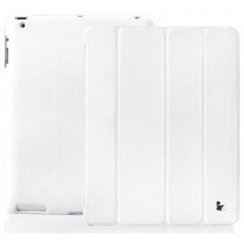 Чехол для iPad 2 Jison Case Smart Leather белый