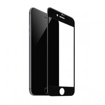 Защитное стекло для iPhone 6 Plus/6S Plus - 3D Glass  черный