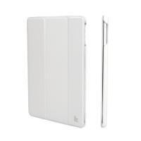 """Чехол Jisoncase Smart Leather Case  для iPad 9.7"""" 2018 года (6-е поколение) белый"""