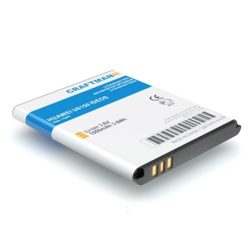 Аккумулятор Craftmann для HUAWEI U8510 IDEOS X3 (HB4J1H)