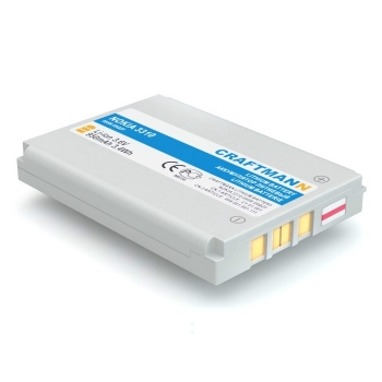 Аккумулятор Craftmann для NOKIA 6800 (BLC-2)
