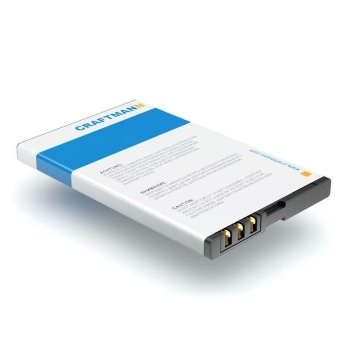 Аккумулятор Craftmann для NOKIA 8800 SAPPHIRE ARTE (BL-4U) 1200 mAh