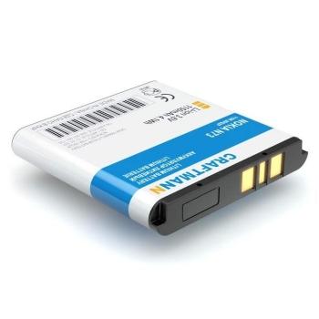 Аккумулятор Craftmann для NOKIA N93 (BP-6M) 1000 mAh