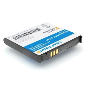 Аккумулятор Craftmann для SAMSUNG SGH-J770 (AB533640AE)
