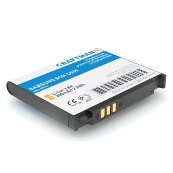 Аккумулятор Craftmann SAMSUNG SGH-E480 / E490 / E780 (AB503442CE)