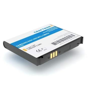 Аккумулятор Craftmann SAMSUNG SGH-i627 PROPEL PRO (AB653850CE)