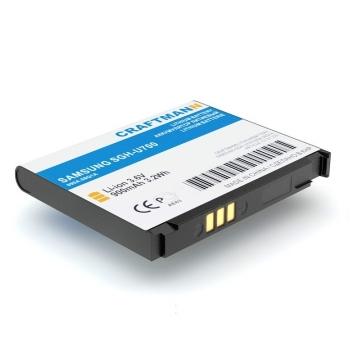 Аккумулятор Craftmann Samsung SGH-G800 / GT-S5230 (AB603443CE)