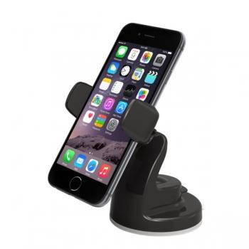 Держатель в авто Onetto Car&Desk Mount Easy View 2 (черный)