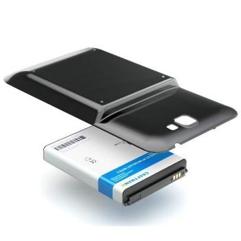 Аккумулятор Craftmann SAMSUNG GT-N7100 GALAXY NOTE II (EB595675LU) усиленный - со встроенной антенной NFC