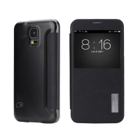 Чехол Rock elegant series для Samsung Galaxy S5 (black)