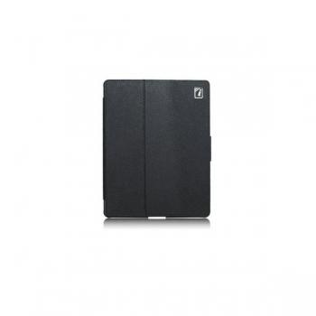 Чехол для new iPad 3 / iPad 2 / iPad 4 IcareR Distinguished Leather Series (черный)