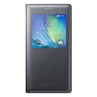 Samsung S View для Galaxy A5 EF-CA500BCEGRU Black