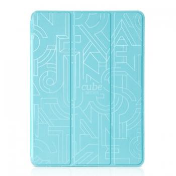 Чехол HOCO Cube Series для iPad Air 2 (синий)