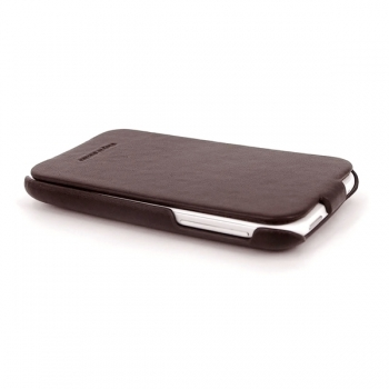 Чехол HOCO коричневый для HTC Sensation XL