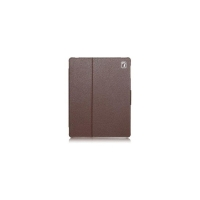 Чехол для new iPad 3 / iPad 2 / iPad 4 IcareR Distinguished Leather Series (коричневый)