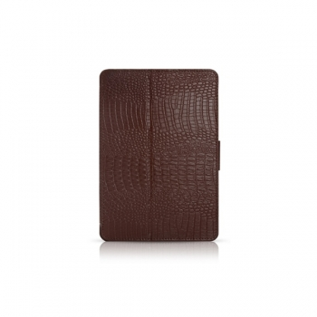 Чехол для iPad Mini IcareR Crocodile Series (Brown)