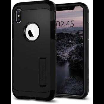Чехол SPIGEN для iPhone XS Max Tough Armor (SGP-065CS25130) черный