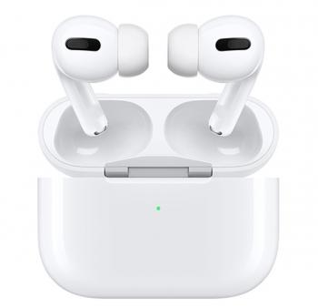 Беспроводные наушники iPods Pro с беспроводным зарядным кейсом
