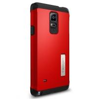 Чехол Spigen Tough Armor SGP11142 для Samsung Galaxy Note 4 (красный)