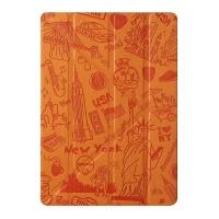 Чехол для iPad Pro 9.7 Ozaki O!coat Travel (OC131NY) New York