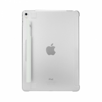 Чехол для iPad Pro 9.7 Ozaki O!Coat Wardrobe OC129TR (transparent)