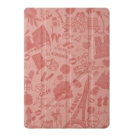 Чехол для iPad Pro 9.7 Ozaki O!coat Travel (OC131PR) Paris