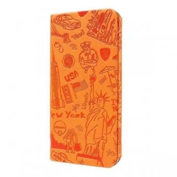 Чехол для iPhone 6 Plus Ozaki O!Coat Travel (New York)