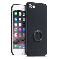 Чехол для iPhone 7 Hoco Shining Star series с кольцом (black)