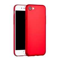 Чехол Hoco Shining Star series для iPhone 7 (cola red)