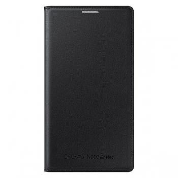 Чехол для Samsung Note 3 Neo Flip Wallet EF-WN750BBEGRU